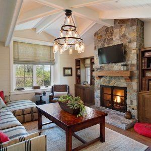 Farmhouse style interior1
